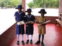 New Uniform for our sponsored children